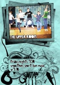 upperoom poster fridays