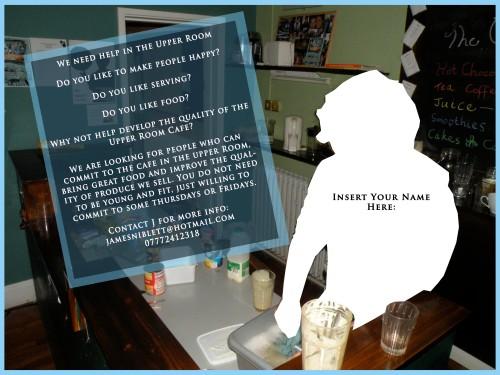 Upper Room Cafe vol final